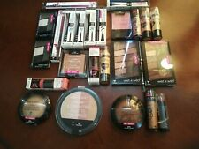 Wet n Wild make-up (Lot of 25) Compact Eyeliner Lipstick NEW ITEMS Cosmetics