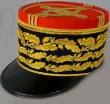 Replica Kepi of Marshal of France Mod polo 1935 Hand Embroidered all sizes