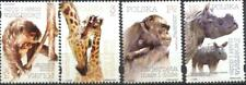 Mint stamps Fauna  Wild Animals 2018 from Poland  avdpz