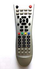 Control Remoto Grabador de Freeview de Sharp RC1101 TUR160H TUR160HA TUR162H TUR252H Plateado