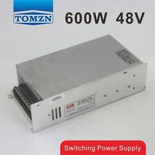600W 48V 12.5A 220V input Single Output Switching power supply