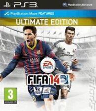 FIFA 14-Ultimate Edition (PS3 Juego) * muy Buen Estado *