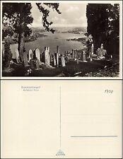 CONSTANTINOPLE KONSTANTINOPEL ISTANBUL - Goldenes Horn - sw-Foto-AK um 1930