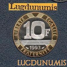BE 1993 10 Francs Génie 1993 BE FDC 5309 Exemplaires Provenant du Coffret BE