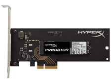 Kingston HyperX Predator 240GB PCIe M.2 SSD Interno (SHPM2280P2H/240G)