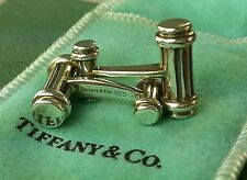 Tiffany & Co Atlas Column Cufflinks Bar link .925 Lowest on Ebay