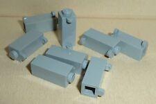 Nr.5816 Lego 3581 City 8 Türhalter 1x1x2 hellgrau - light bluish gray