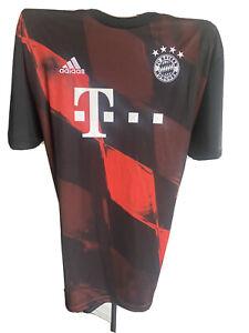 Alphonso Davies Bayern Munich Black Jersey US Adult Medium