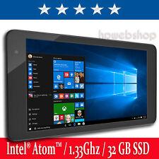 DELL VENUE 8 pro 3845 Intel 1.33Ghz  32GB eMMC HD Win 10 pro 1 yr warranty