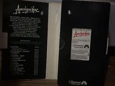 apocalypse Now Vhs 1979 Vhs Rare Og