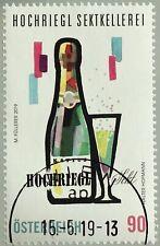 Österreich 2019 Nr. 3466 Sektkellerei Hochriegl Traditionsreiche Sektkellerei