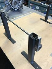 Vespa Workshop Engine Stand , All PX All Smallframe