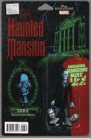 The Haunted Mansion #3 Action Figure Variant Marvel Comics DISNEYLAND