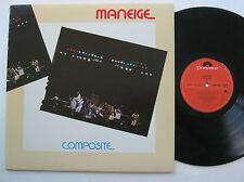 LP Maneige-composite-VG + + OIS Alain Bergeron Denis Lapierre Vincent Langlois