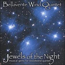 Bellavente Wind Quintet : Jewels of the Night CD