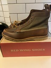 Red Wing 3335 Wacouta Copper Boots Size UK 9 US10 BNWT RRP £249