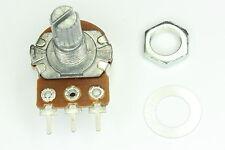 Linear Potentiometer Rotary (15mm) 500R -> 2M