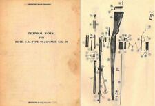 Arisaka c1943 Japanese Rifle Manual (US Text)