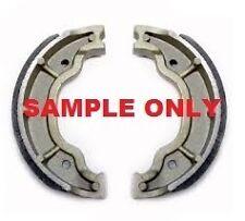 Genuine Yamaha Brake Shoes - PW80 02-06 TTR90 02-07 MPN:3EC-W253A-00