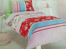 Dryen 5 pce Bella Girls Single Bed Quilt Cover Set & Sheet Set