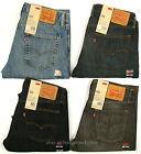 Levis 514 Jeans New Mens Slim Straight Levi's 29 30 31 32 33 34 36 38 40 42 x