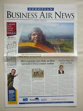 8/2011 REVUE EUROPEAN BUSINESS AIR NEWS BIZJET HAWKER BEECHCRAFT AVIATION