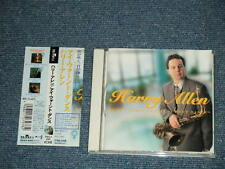 HARRY ALLEN Japan 1998 NM CD+Obi EU NAO QUERO DANCAR~I WON'T DANCE
