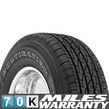 NEW P265/75R16 FIRESTONE PASS/LT DESTINATION LE2 091 ALL TERRAIN SET OF 4