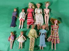 vintage Barbie Lot  - großer Dachbodenfund - Figuren , Outfits , Zubehör