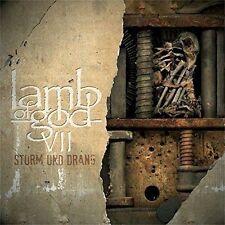 LP-LAMB OF GOD-VII STURM UND DRANG -2LP- NEW VINYL RECORD