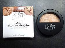 Laura Geller Balance -N- Brighten Foundation fair 9 g Baked / Color Correcting