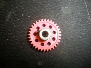 PARMA/PSE Pink 32T 48P SLOT SPROCKETS Spur Gear-NEW-slot car FREE Shpg