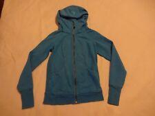 Lululemon Scuba Hoodie III, size 4, jacket, Blue, EXCELLENT!