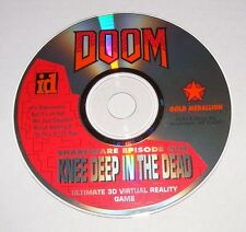 DOOM Knee Deep In The Dead Episode 1 3D Virtual Reality PC Game ID Software