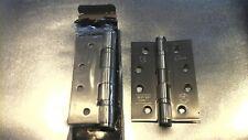 COPPIA di cerniere in acciaio inox 102x76x3mm
