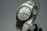OH,Vintage 1973 JAPAN SEIKO LORD MATIC WEEKDATER 5606-7071 23Jewels Automatic.