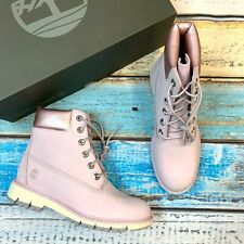 Timberland Women's Lucia Way Waterproof Nubuck Leather Boots A2B3Z