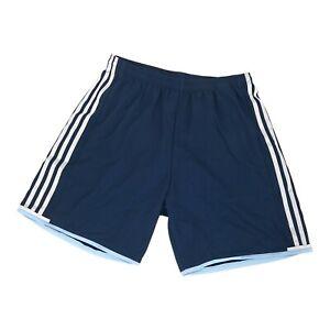 MLS Adidas Men's Adizero Navy Blue Authentic Blank Shorts