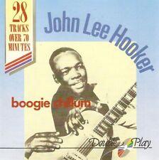 John Lee Hooker - Boogie Chillum (CD 1995) 28 Tracks