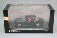 ZE321 NOREV 1/43 Lancia Flavia Noire Ref 785106 NB