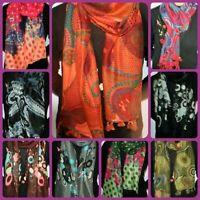 Pañuelo, Fular, Chal, Bufanda accesorio mujer_Shawl, Scarf_Woman