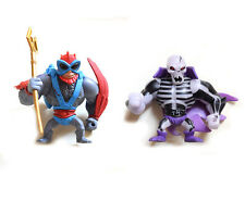 """He-man Master of the Universe Stratos Vs Scare-Glow 2"""" Loose Mini Action Figure"""