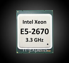 Intel Xeon E5-2670 | 8x 2.6 - 3.3 GHz | 2011 (R) CM8062101082713 (BX80621E52670)