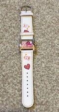 Barbie Girl's watch rosa bianco vera quadrato analogico