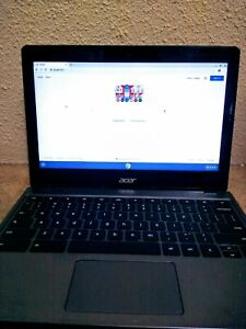 """Acer Chromebook / C720-2103 / ZHN / 11.6"""" LCD / 2GB RAM / 16GB SSD/ WITH CHARGER"""