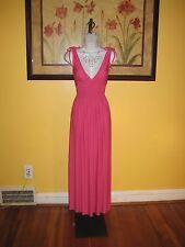 NWT  Pink Maxi Dress Size L