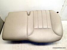 Rear Seat Bottom-Grey Leather Ns-Ref.577-07 Mercedes ML280 cdi W164