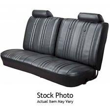 PUI 69XS23 Bench Seat Upholstery, 69-71 Nova SS, Light Green