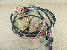 Farmall 856 Diesel Wiring Harnesses Include Main Front, Rear, LH & RH Panels
