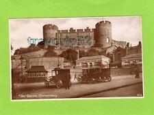 The Castle Shrewsbury Motor Car unused RP pc Princess Ref B972